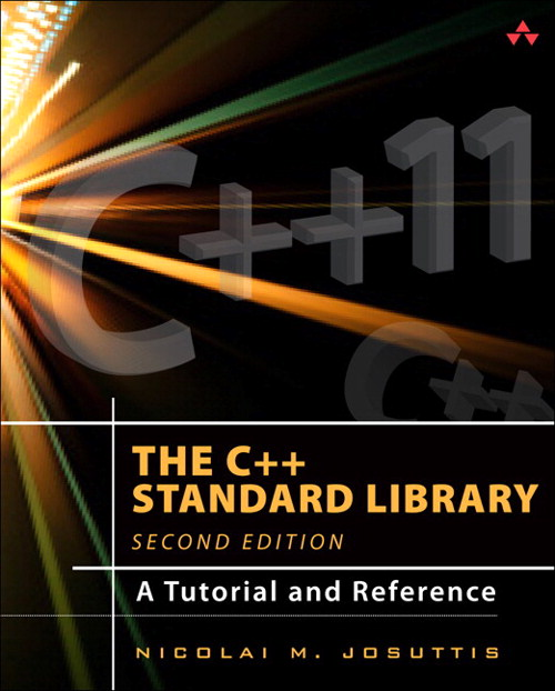 C++ Standard Library, The: A Tutorial and Reference, 2nd Edition