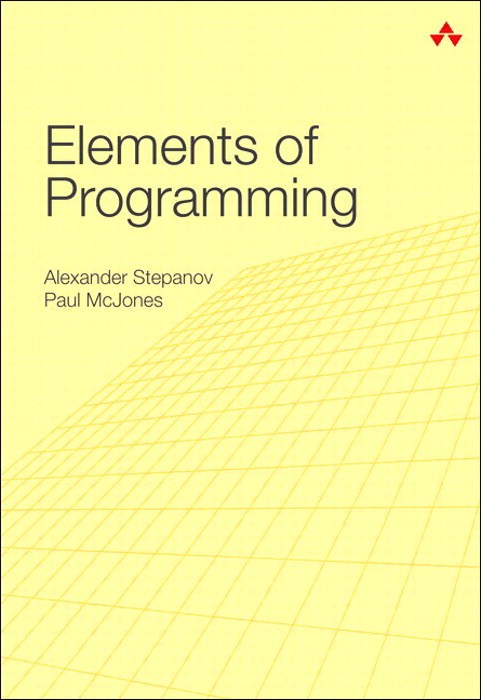 Elements of Programming