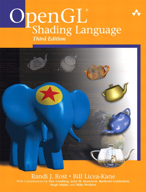 OpenGL Shading Language, 3rd Edition