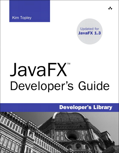 JavaFX Developer's Guide