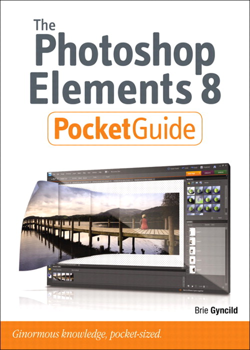 Photoshop Elements 8 Pocket Guide, The