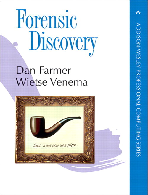 Forensic Discovery (paperback)
