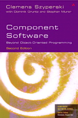 Component Software: Beyond Object-Oriented Programming (paperback), 2nd Edition