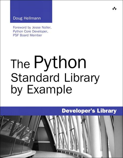 Python Standard Library by Example, The