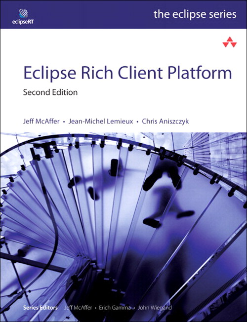 Eclipse Rich Client Platform,, 2nd Edition