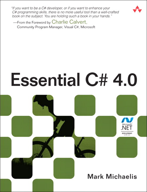 Essential C# 4.0,, 3rd Edition