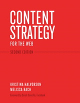 Content Strategy for the Web, 2nd Edition