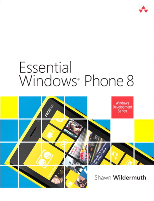 Essential Windows Phone 8, 2nd Edition