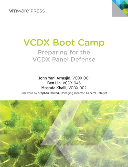 VCDX Boot Camp: Preparing for the VCDX Panel Defense