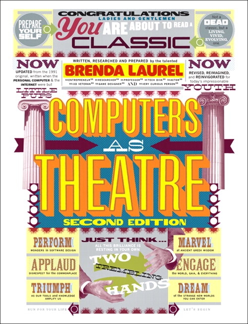 Computers as Theatre, 2nd Edition