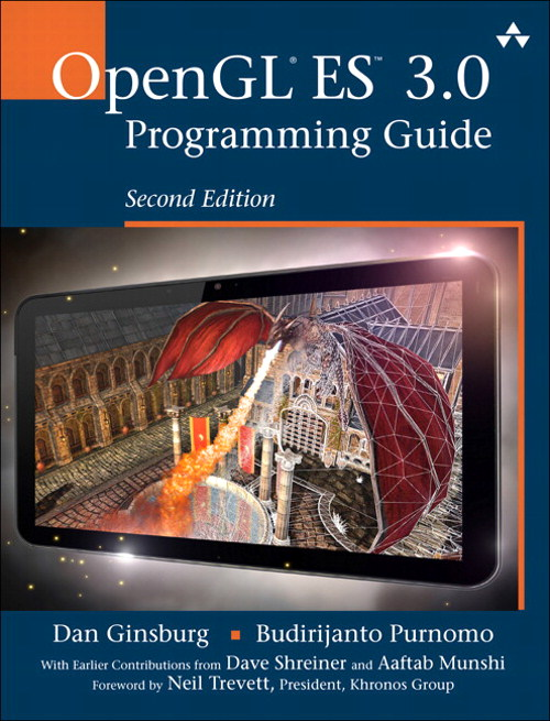 OpenGL ES 3.0 Programming Guide, 2nd Edition