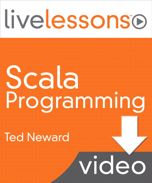 Scala Programming LiveLessons (Video Training)