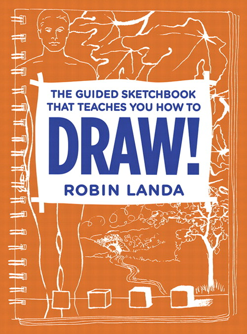 Guided Sketchbook That Teaches You How To DRAW!, The