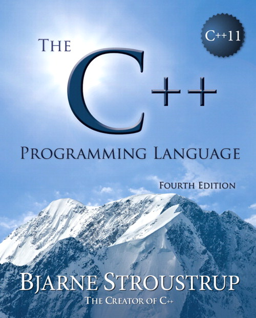 C++ Programming Language (hardcover), The, 4th Edition