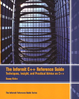 INFORMIT C++ Reference Guide