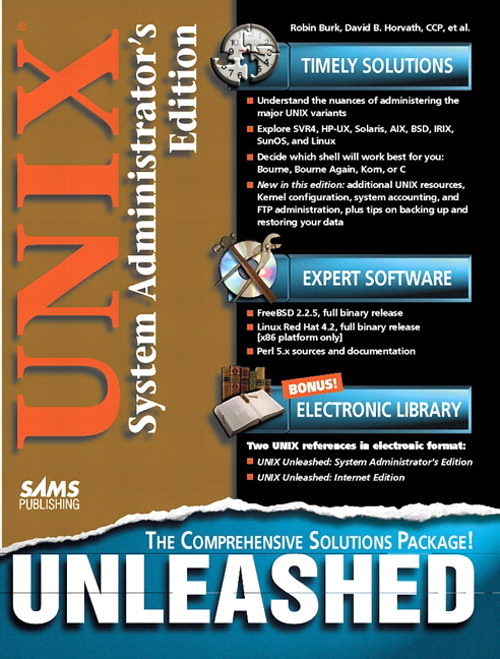 UNIX Unleashed:  System Administrator's Edition