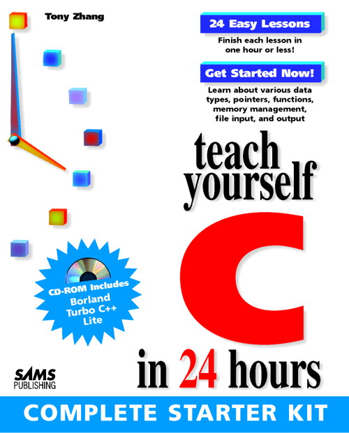 Sams Teach Yourself C in 24 Hours
