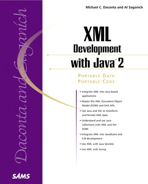 XML Development with Java 2
