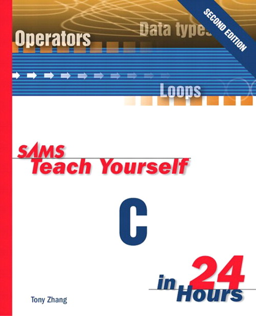 Sams Teach Yourself C in 24 Hours, 2nd Edition