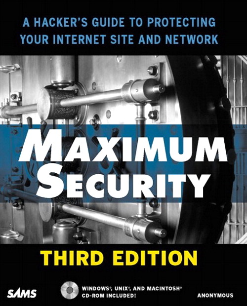 Maximum Security, 3rd Edition