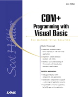 Scot Hillier's COM+ Programming with Visual Basic