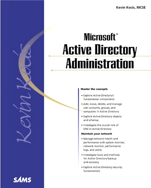 Microsoft Active Directory Administration