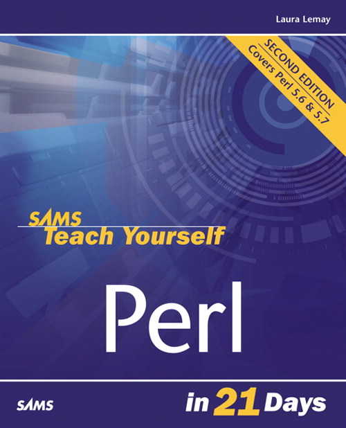Sams Teach Yourself Perl in 21 Days, 2nd Edition
