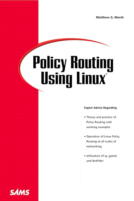 Policy Routing Using Linux