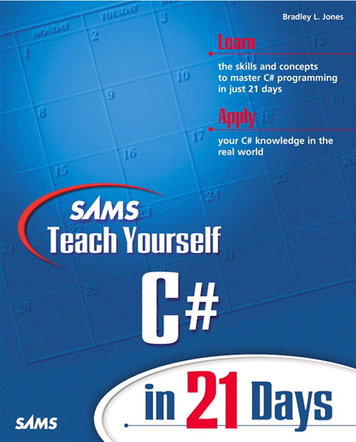 Sams Teach Yourself C# in 21 Days