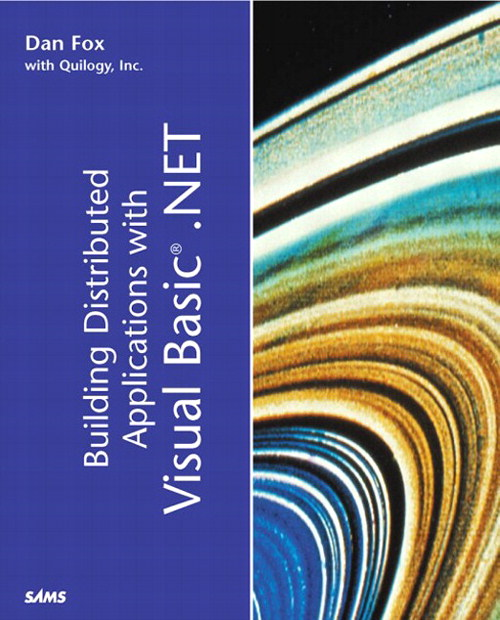 Building Distributed Applications with Visual Basic.NET