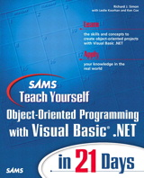 Sams Teach Yourself Object-Oriented Programming with Visual Basic.NET in 21 Days