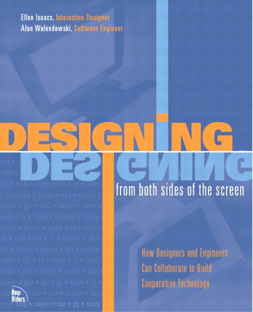 Designing from Both Sides of the Screen: How Designers and Engineers Can Collaborate to Build Cooperative Technology