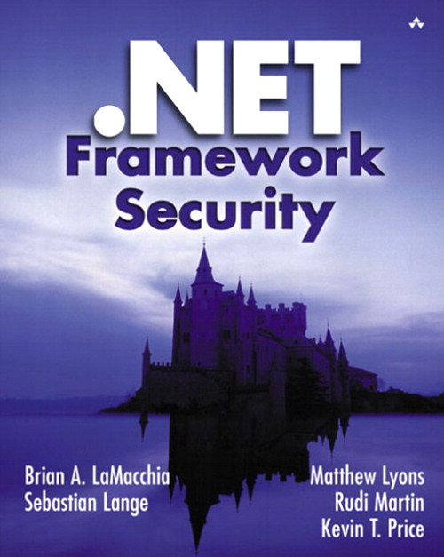.NET Framework Security