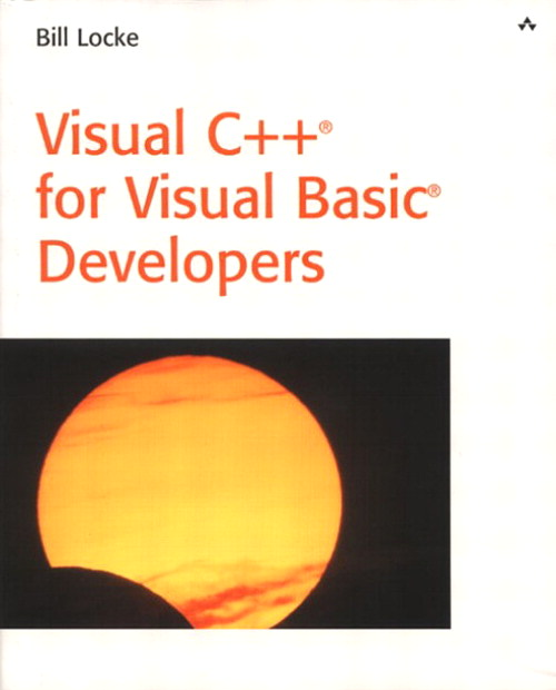 Visual C++ for Visual Basic Developers