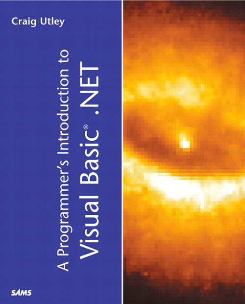 Programmer's Introduction to Visual Basic.NET, A