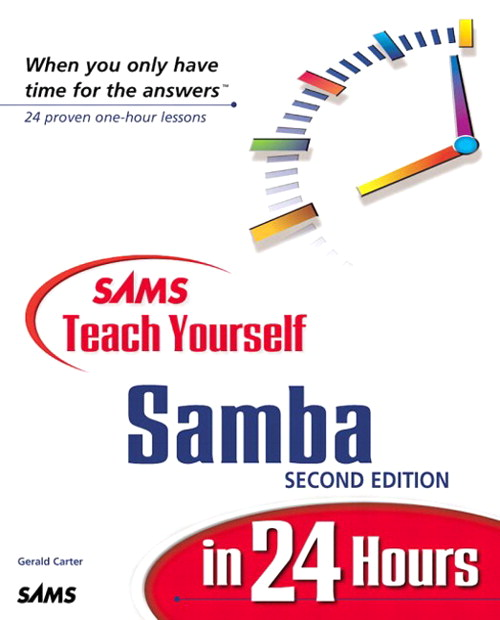 Sams Teach Yourself Samba in 24 Hours, 2nd Edition