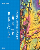 Java Connector Architecture: Building Enterprise Adaptors