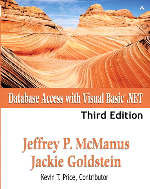 Database Access with Visual Basic .NET, 3rd Edition
