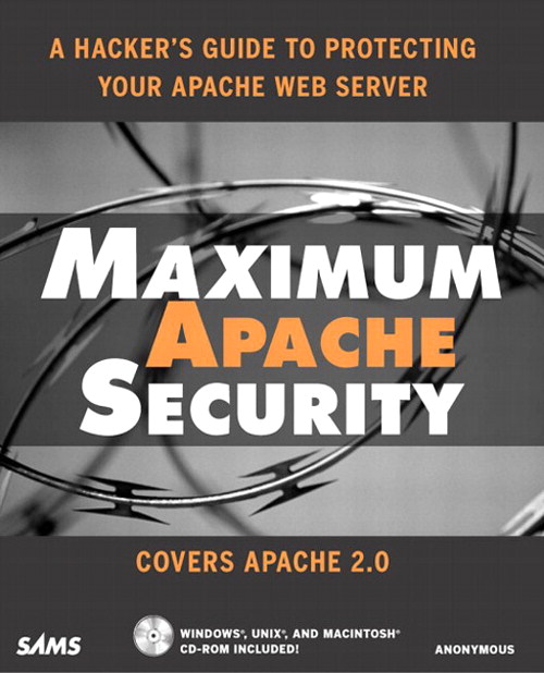 Maximum Apache Security