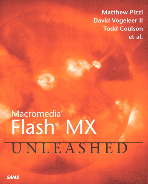 Macromedia Flash MX Unleashed