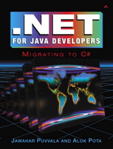 .NET for Java Developers: Migrating to C#