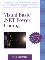 Visual Basic® .NET Power Coding