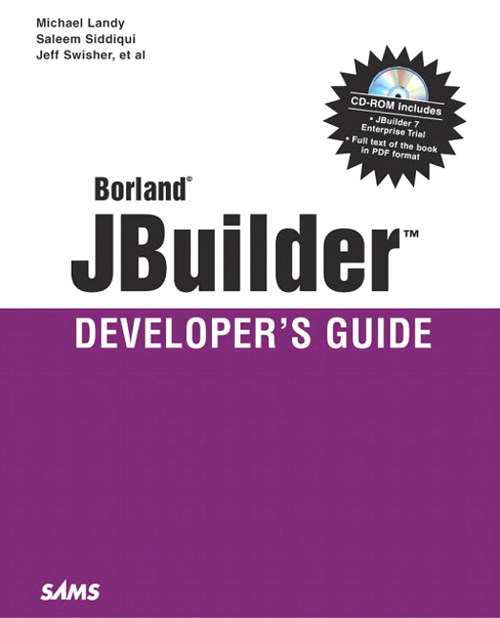 Borland JBuilder Developer's Guide