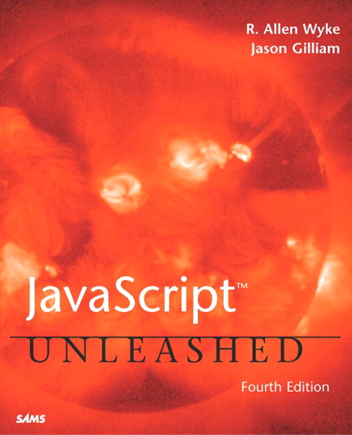 JavaScript Unleashed, 4th Edition