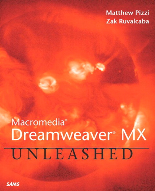 Macromedia Dreamweaver MX Unleashed
