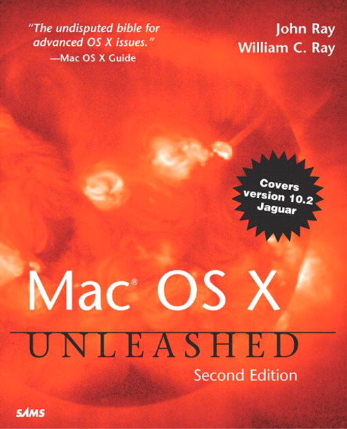 Mac OS X Unleashed, 2nd Edition