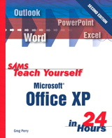 Sams Teach Yourself Office XP in 24 Hours, 2nd Edition