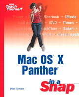 Mac OS X Panther in a Snap