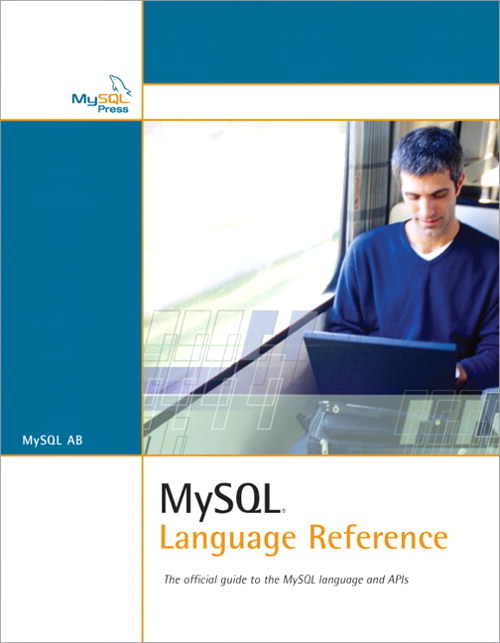 MySQL Language Reference