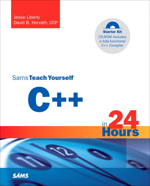 Sams Teach Yourself C++ in 24 Hours, Complete Starter Kit, 4th Edition